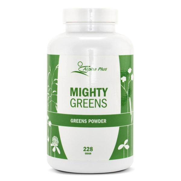 Alpha Plus Mighty Greens 228 g