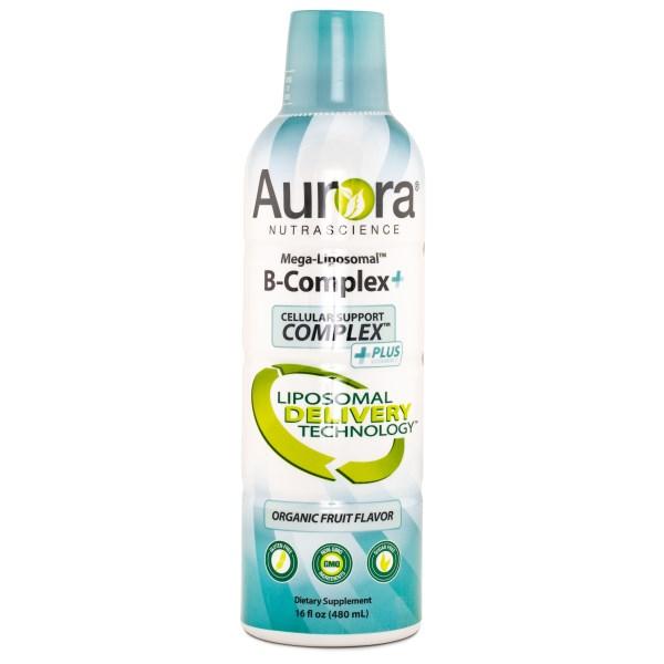Aurora Liposomal B-Complex+ 480 ml