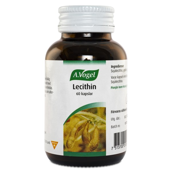 A.Vogel Lecithin 60 kaps