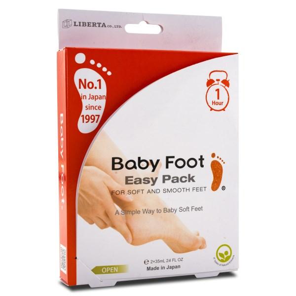 Baby Foot Fotkur 1 paket