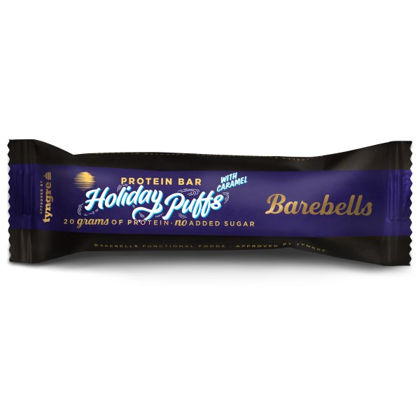 Barebells Protein Bar Holiday Puffs 1 st