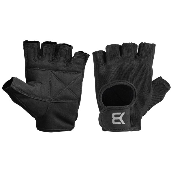 Better Bodies Basic Gym Gloves L Black