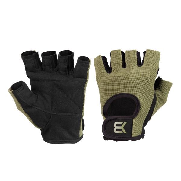 Better Bodies Basic Gym Gloves  Khaki green