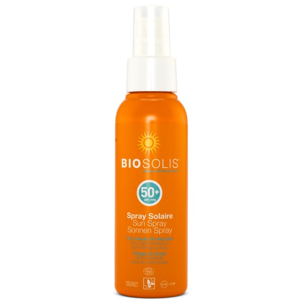 Biosolis Solskyddspray SPF 50 100ml