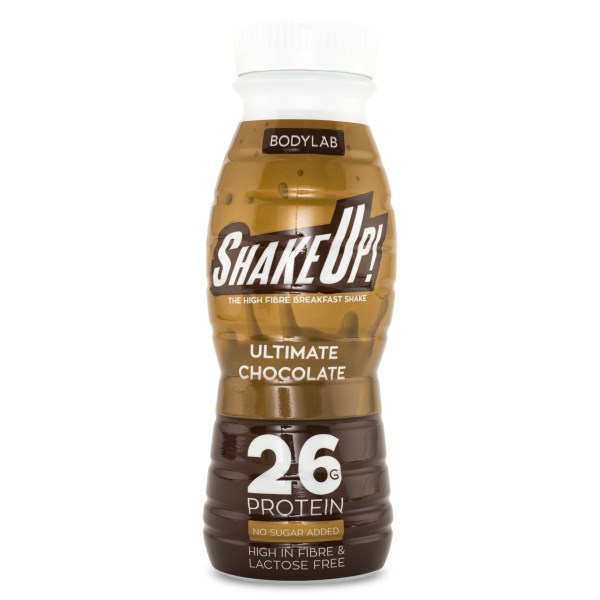 Bodylab Shakeup The Breakfast Shake Ultimate Chocolate 330 ml