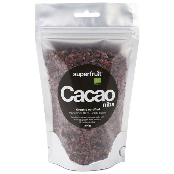 Superfruit Cacao Nibs 200 g