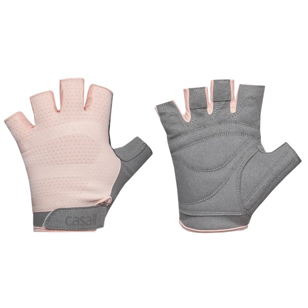 Casall Exercise Glove Wmns L Lucky Pink/Grey