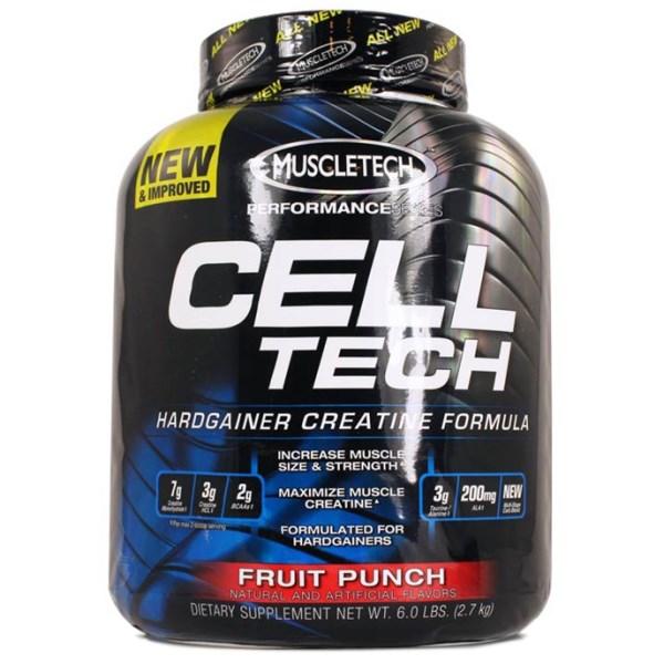 MuscleTech Cell-Tech Orange 2,7 kg