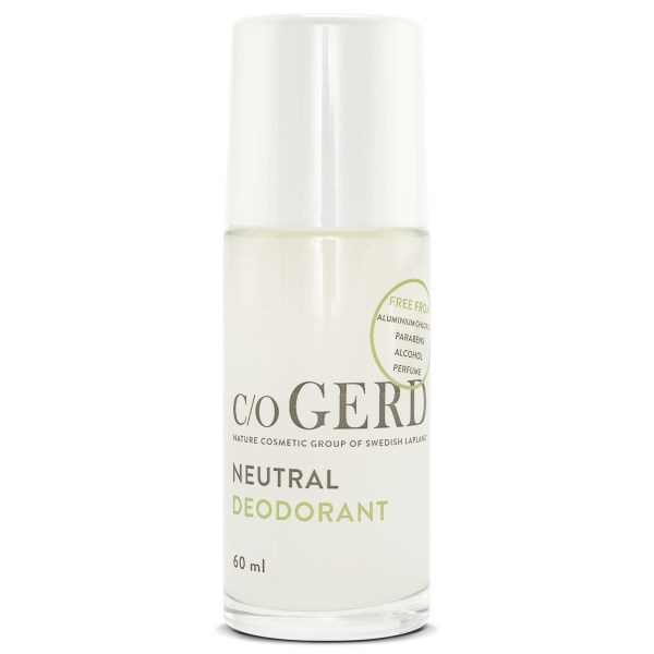 c/o Gerd Neutral Deodorant 60 ml