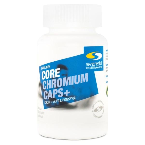 Core Chromium Caps+ 120 kaps