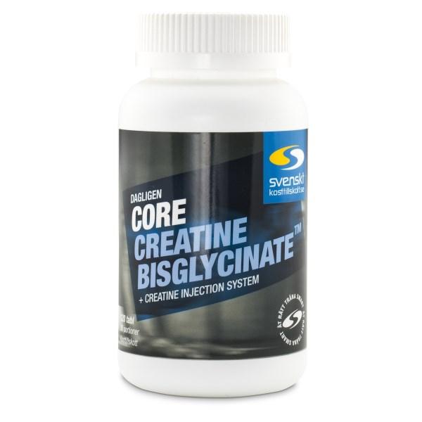 Core Creatine Bisglycinate 120 tabl