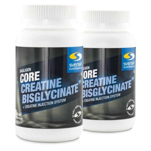 Core Creatine Bisglycinate 240 tabl