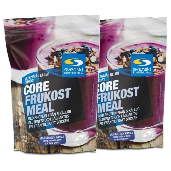 Core Frukost Meal Blåbär/vanilj 700 g