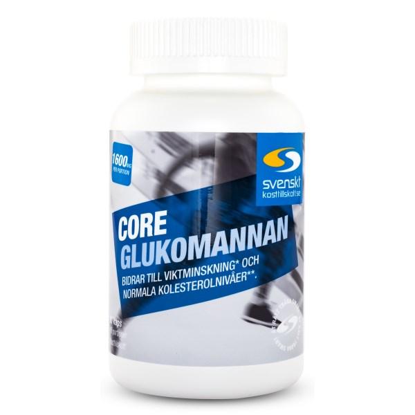 Core Glukomannan 90 kaps