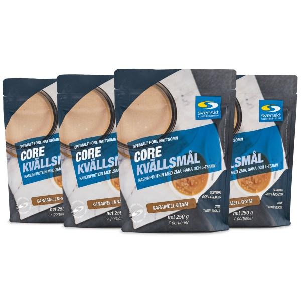 Core Kvällsmål 1000 g Karamellkräm