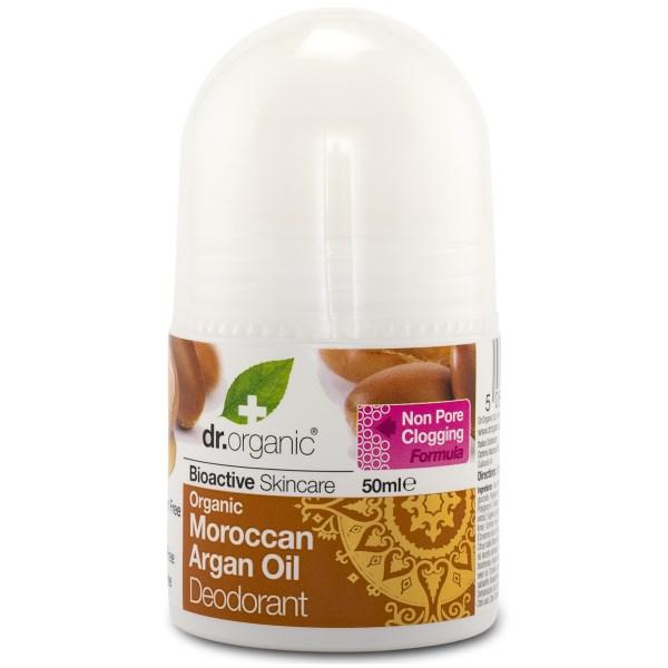 Dr Organic Arganolja Deodorant 50 ml