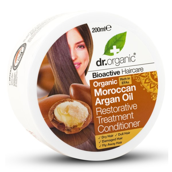 Dr Organic Arganolja Hårinpackning 200 ml