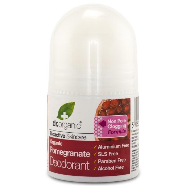 Dr Organic Granatäpple Deodorant 50 ml