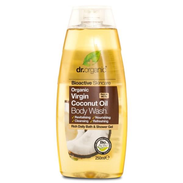 Dr Organic Kokosolja Virgin Duschgel 250 ml