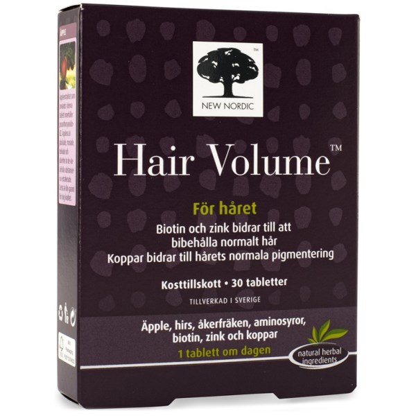 New Nordic Hair Volume 30 tabl