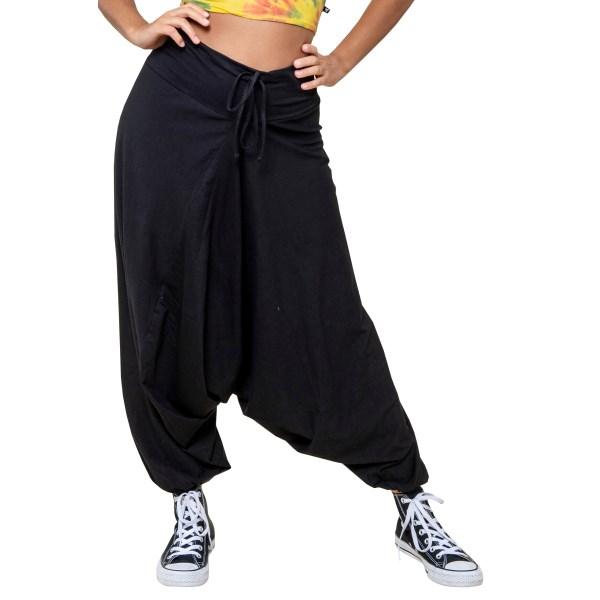 Hangmatta Yoga Basic One Size  Black
