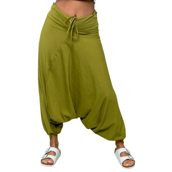 Hangmatta Yoga Basic One Size  Lime