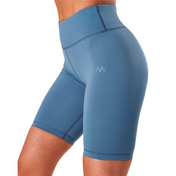 ICIW Classic Biker Shorts L Denim Blue
