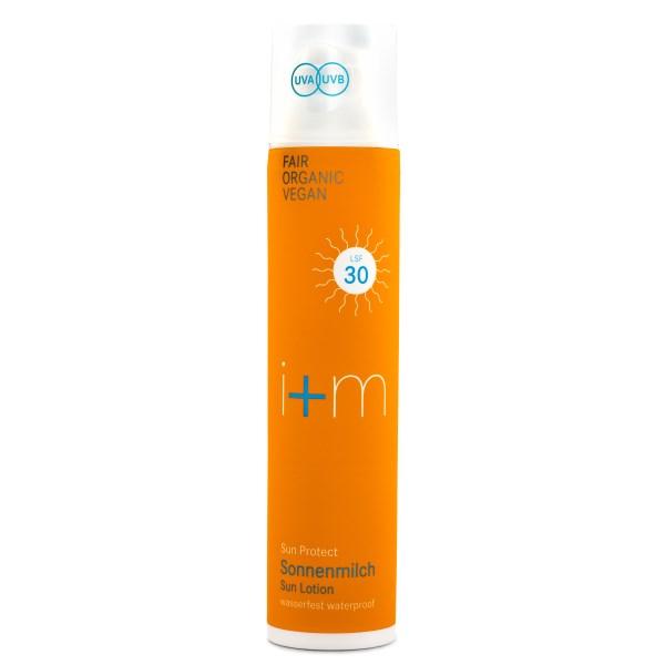 i+m Sun Protect Sun Lotion SPF 30 100 ml