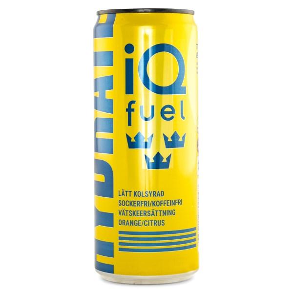iQ Fuel HYDRATE Orange/Citrus 1 st