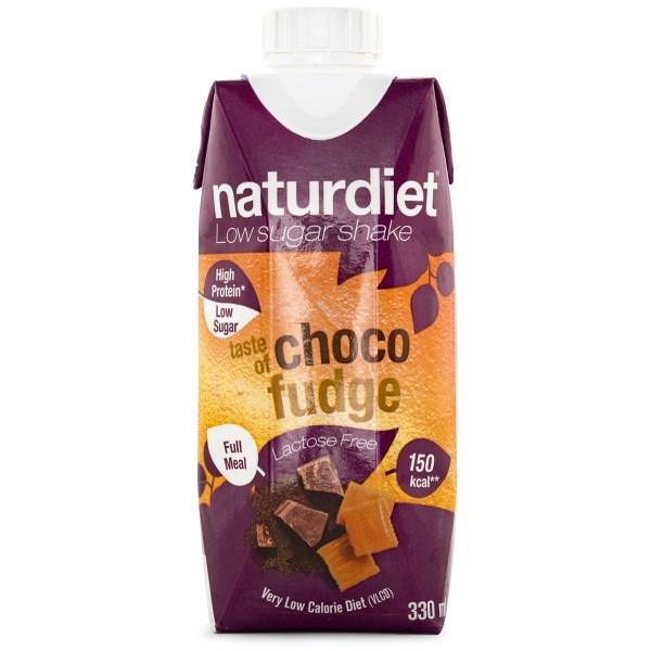 Naturdiet Shake Chocofudge 330 ml