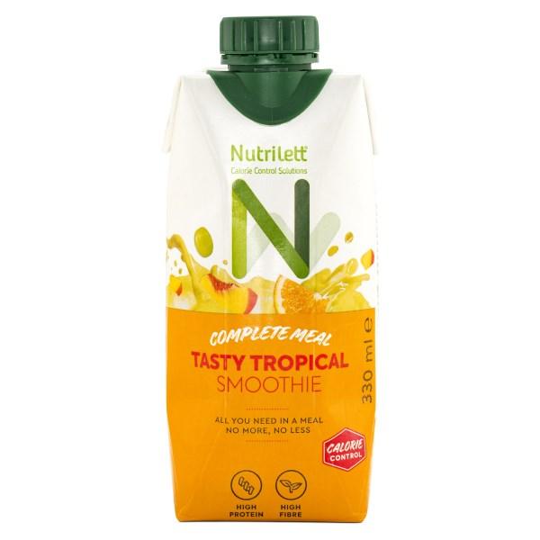 Nutrilett Less Sugar Smoothie Tasty Tropical 1 st