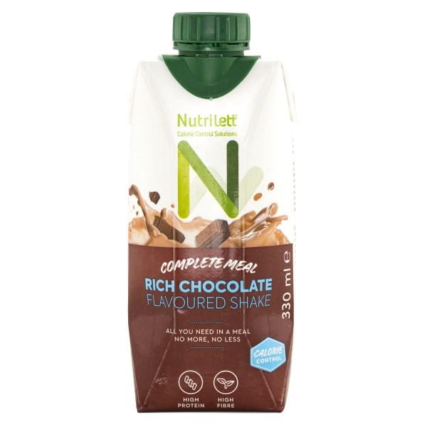 Nutrilett Less Sugar Smoothie Rich Chocolate 1 st
