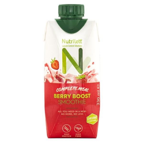 Nutrilett Less Sugar Smoothie Berry Boost 1 st