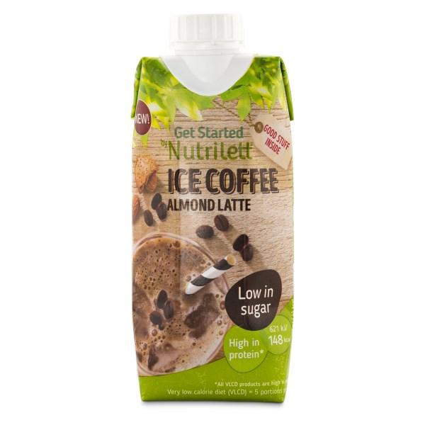 Nutrilett VLCD Smoothie Ice Coffee Almond Latte 1 st