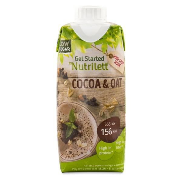 Nutrilett VLCD Smoothie Cocoa & Oat 1 st