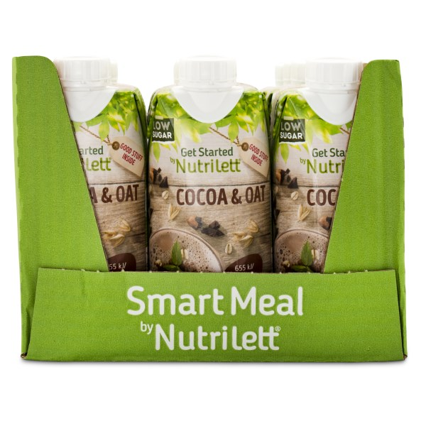 Nutrilett VLCD Smoothie Cocoa & Oat 12-pack