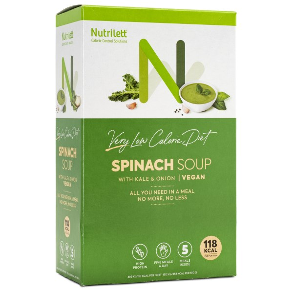 Nutrilett VLCD Soup Spinach 1 st