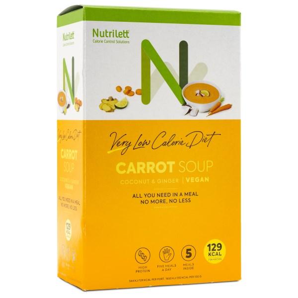 Nutrilett VLCD Soup Carrot 1 st