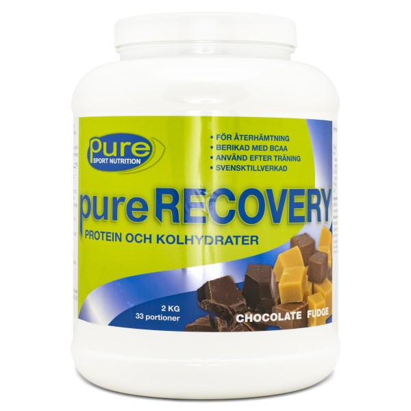 Pure Sport Nutrition Recovery Chocolate Fudge 2 kg