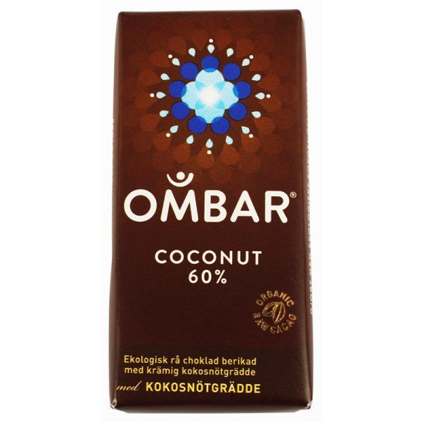 Ombar Probiotic Raw EKO Coconut 1 st