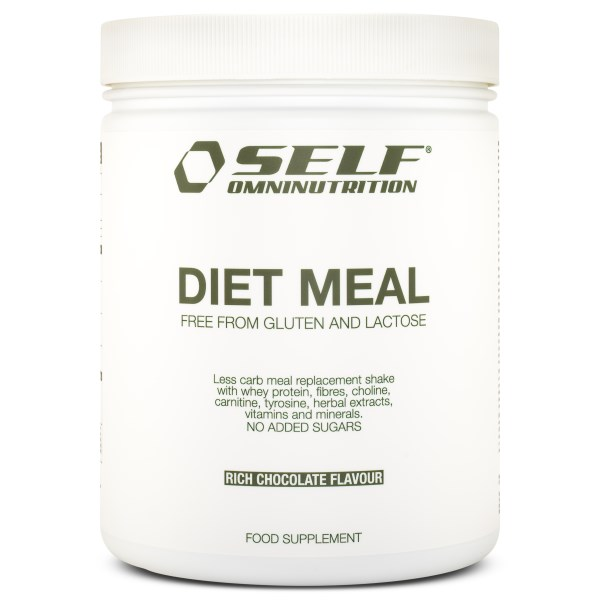 Self Omninutrition Diet Meal High Chocolate 500 g