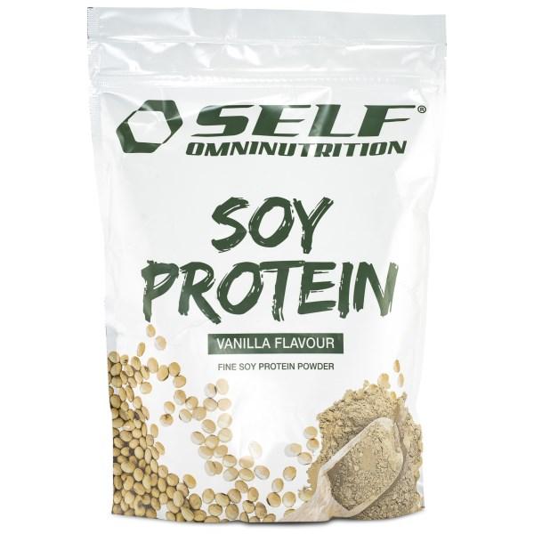 Self Omninutrition Soy Protein Vanilj 1 kg