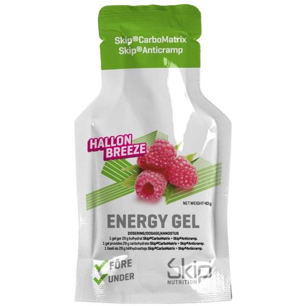 Skip Energy Gel HallonBreeze 1 st