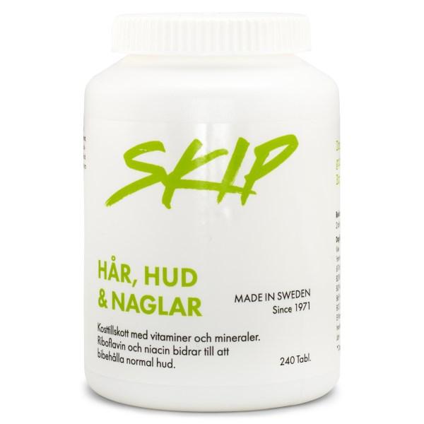 Skip Hår, Hud & Naglar 240 tabl
