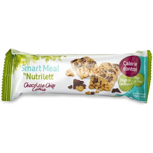 Nutrilett Smart Meal Bar Chocolate Chip cookie 1 st
