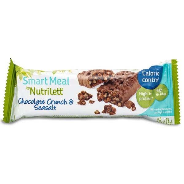 Nutrilett Smart Meal Bar Chocolate crunch & Seasalt 1 st