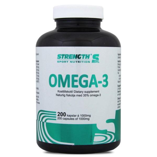 Strength Omega-3 200 kaps