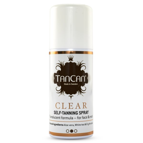 TanCan Self-Tanning Clear Spray 100 ml