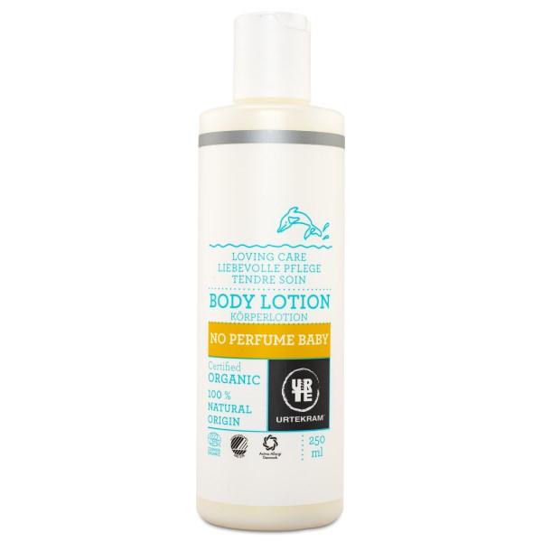 Urtekram No Perfume Baby Body Lotion 250 ml