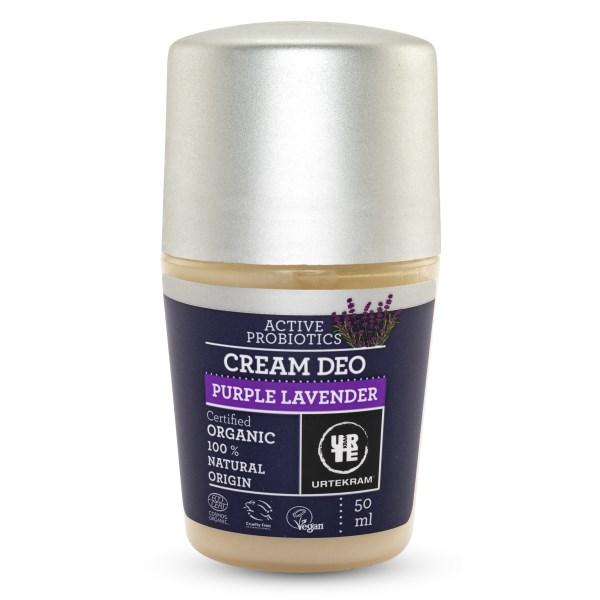Urtekram Purple Lavender Creme Deo Eko 50 ml